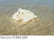 Соленое озеро Баскунчак, Россия (2013 год). Редакционное фото, фотограф Курганов Александр / Фотобанк Лори