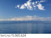 Киргизия, озеро Иссык-Куль (2013 год). Стоковое фото, фотограф Андрей Новосёлов / Фотобанк Лори