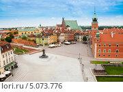 Купить «Утро в Польше», фото № 5073776, снято 22 мая 2013 г. (c) Сергей Новиков / Фотобанк Лори