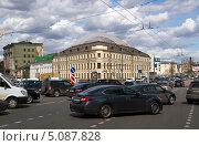 Купить «Андроньевская площадь. Москва», фото № 5087828, снято 26 апреля 2013 г. (c) Охотникова Екатерина *Фототуристы* / Фотобанк Лори