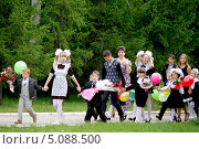 Купить «1 сентября», фото № 5088500, снято 2 сентября 2013 г. (c) Хайрятдинов Ринат / Фотобанк Лори