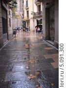 Барселона. Улица (2013 год). Редакционное фото, фотограф Svet / Фотобанк Лори