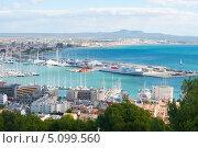 Купить «Порт Пальма-де-Майорка», фото № 5099560, снято 28 октября 2012 г. (c) Татьяна Кахилл / Фотобанк Лори