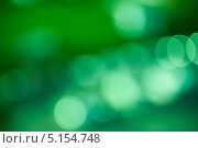 Абстрактный зеленый фон. Стоковое фото, фотограф E. O. / Фотобанк Лори