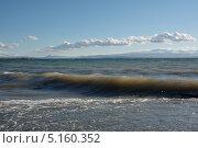 Волны. Стоковое фото, фотограф Григорий Аванесян / Фотобанк Лори