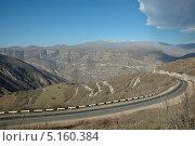 Перевал (2010 год). Стоковое фото, фотограф Григорий Аванесян / Фотобанк Лори
