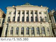 Купить «Малый эрмитаж. Санкт-Петербург», эксклюзивное фото № 5165380, снято 16 августа 2013 г. (c) Александр Щепин / Фотобанк Лори