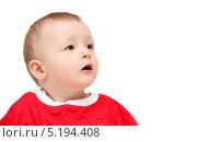 Маленький мальчик. Стоковое фото, фотограф Nikolay Kostochka / Фотобанк Лори
