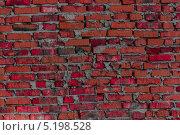 Купить «Цветная кирпичная кладка (фон)», фото № 5198528, снято 31 июля 2013 г. (c) Алексей Костенко / Фотобанк Лори