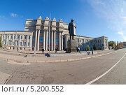 Купить «Самара. Театр оперы и балета», фото № 5200552, снято 20 октября 2013 г. (c) FotograFF / Фотобанк Лори