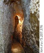 Купить «Пещера Эмине-Баир-Хосар. Крым», фото № 5207376, снято 24 июня 2012 г. (c) Ельцов Владимир / Фотобанк Лори
