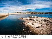 Горное озеро, заповедник, Португалия (2013 год). Стоковое фото, фотограф Надежда Бобкова / Фотобанк Лори