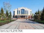 Культурно-развлекательный центр в Чистополе (2011 год). Редакционное фото, фотограф Сергей Кожин / Фотобанк Лори