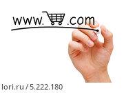 Купить «Концепция интернет-магазина», фото № 5222180, снято 24 мая 2019 г. (c) Ивелин Радков / Фотобанк Лори