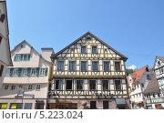 Дом в Германии (2013 год). Редакционное фото, фотограф Елена Соболева / Фотобанк Лори