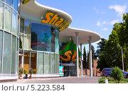 """Купить «Казино """"Шангри-Ла"""" в центре Тбилиси. Грузия», фото № 5223584, снято 3 июля 2013 г. (c) Евгений Ткачёв / Фотобанк Лори"""
