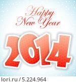 Купить «Новогодняя открытка», иллюстрация № 5224964 (c) Алексей Тельнов / Фотобанк Лори