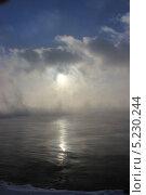 Зимний Байкал. Стоковое фото, фотограф Gorelova Tatiana / Фотобанк Лори