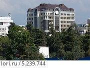 Купить «Городские виды Сочи», фото № 5239744, снято 7 сентября 2012 г. (c) Михаил Иванов / Фотобанк Лори