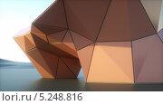 Купить «Архитектурная абстракция», иллюстрация № 5248816 (c) Юрий Бельмесов / Фотобанк Лори