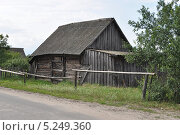 Деревня. Стоковое фото, фотограф Братчук Геннадий / Фотобанк Лори
