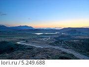 Купить «Горный пейзаж», фото № 5249688, снято 9 сентября 2013 г. (c) Арестов Андрей Павлович / Фотобанк Лори