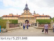Замок князей (2013 год). Редакционное фото, фотограф Владислав Тропин / Фотобанк Лори