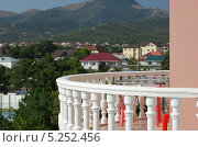 Купить «Черноморский пейзаж», фото № 5252456, снято 18 августа 2010 г. (c) Татьяна Дигурян / Фотобанк Лори