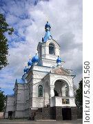 Церковь, тернопольская область. Стоковое фото, фотограф Денис Король / Фотобанк Лори