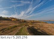 Гуляет ветер в облаках. Стоковое фото, фотограф Ермихина Оксана / Фотобанк Лори