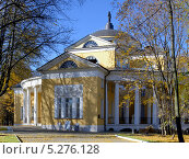 Дворец Дурасова Люблино (2013 год). Редакционное фото, фотограф Дмитрий Востриков / Фотобанк Лори