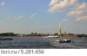 Купить «Корабли на Неве в солнечный день», видеоролик № 5281656, снято 18 ноября 2013 г. (c) Михаил Коханчиков / Фотобанк Лори