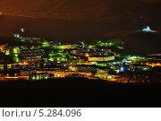 Ночной Врангель. Стоковое фото, фотограф Sergey  Kalabin / Фотобанк Лори