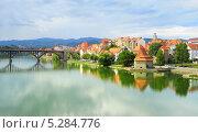 Купить «Марибор, Словения», фото № 5284776, снято 1 сентября 2013 г. (c) Иван Нестеров / Фотобанк Лори