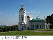 Купить «Церковь Георгия Победоносца, Коломенское, Москва», эксклюзивное фото № 5297176, снято 19 мая 2010 г. (c) lana1501 / Фотобанк Лори