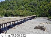 Купить «Долина реки Шахе. Старый мост», фото № 5308632, снято 23 июля 2013 г. (c) Александр Замараев / Фотобанк Лори