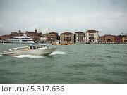 Канал Джудекка. Венеция (2013 год). Редакционное фото, фотограф Инна Горохова / Фотобанк Лори