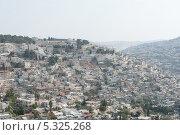 Купить «Жилая часть пригорода Иерусалима, Израиль», фото № 5325268, снято 12 ноября 2013 г. (c) Александр Овчинников / Фотобанк Лори