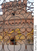 Купить «Калининград-Кёнигсберг. Форт Врангель (Der Wrangel)», эксклюзивное фото № 5330316, снято 1 ноября 2013 г. (c) Svet / Фотобанк Лори