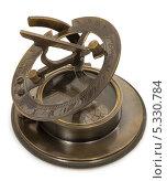 Купить «Морской английский компас, 19 век», фото № 5330784, снято 23 ноября 2013 г. (c) Леонид Штандель / Фотобанк Лори