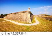 Купить «Заброшенная крепость», фото № 5337844, снято 2 июля 2013 г. (c) Яков Филимонов / Фотобанк Лори