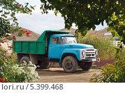 Купить «ЗИЛ-130. Крым», фото № 5399468, снято 4 сентября 2013 г. (c) Артём Константинов / Фотобанк Лори
