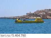 Купить «Туристическая субмарина в водах Красного моря, Египет», эксклюзивное фото № 5404780, снято 27 июля 2013 г. (c) Алексей Гусев / Фотобанк Лори