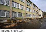 Больница. Стоковое фото, фотограф Сапожников Георгий Борисович / Фотобанк Лори