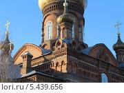 Церковь. Стоковое фото, фотограф Оспанова Айгуль / Фотобанк Лори