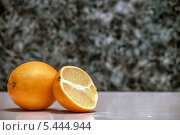 Сочные апельсины. Стоковое фото, фотограф Александр Сеничев / Фотобанк Лори