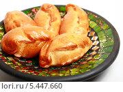 Купить «Пироги с капустой», эксклюзивное фото № 5447660, снято 27 декабря 2013 г. (c) Яна Королёва / Фотобанк Лори