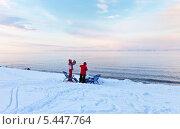 Новогодние праздники на Байкале (2014 год). Редакционное фото, фотограф Виктория Катьянова / Фотобанк Лори