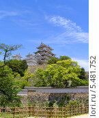 Купить «Всемирно известный замок Химэдзи (замок Белой Цапли, 1609 г.). Объект ЮНЕСКО, Национальное Сокровище Японии», фото № 5481752, снято 28 мая 2007 г. (c) Иван Марчук / Фотобанк Лори