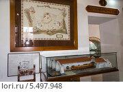 Экспонаты морского музея в городе Ханья, Крит (2013 год). Редакционное фото, фотограф Наталия Пылаева / Фотобанк Лори